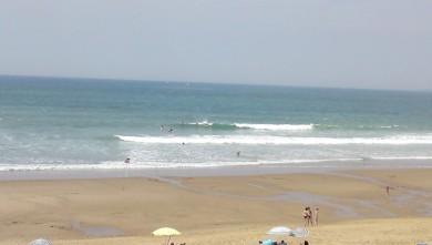Surf report FR, La Térrière (85) du 2010-06-27 12:00:00