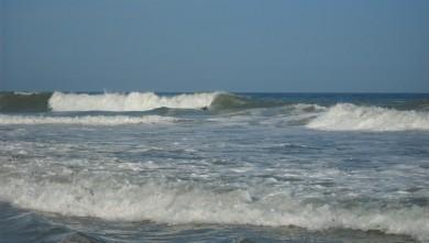 Surf report FR, Soulac - L'Amélie (33) du 2010-07-04 08:00:00