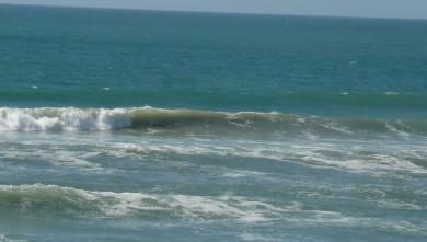 Surf report FR, Le Gurp (33) du 2010-07-04 16:00:00