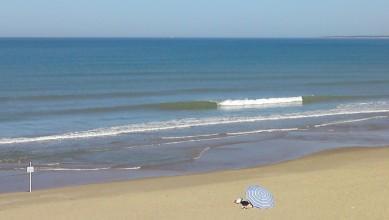 Surf report FR, La Térrière (85) du 2010-07-07 10:00:00