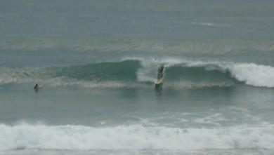 Surf report FR, Lacanau Océan - La Sud (33) du 2010-07-08 18:00:00