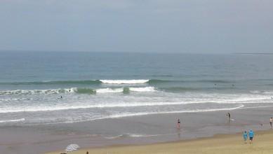 Surf report FR, La Térrière (85) du 2010-07-09 11:00:00