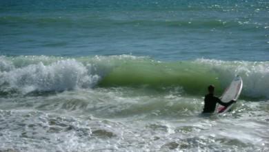 Surf report FR, Bud Bud (85) du 2010-07-10 12:00:00