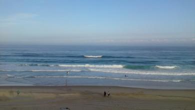 Surf report FR, Biscarrosse Plage (40) du 2010-07-13 08:00:00