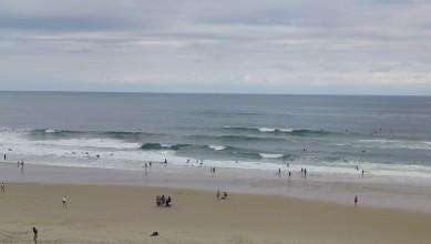 Surf report FR, Biscarrosse Plage (40) du 2010-07-14 08:00:00