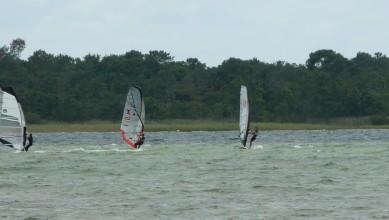 Wind report FR, Les Aigrettes (40) du 2010-07-23 13:00:00