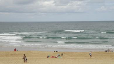 Surf report FR, Vieux Boucau (40) du 2010-07-29 10:00:00