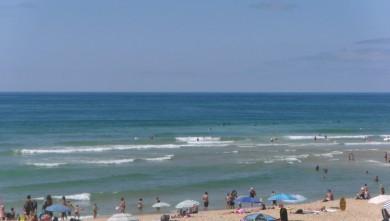 Surf report FR, Vieux Boucau (40) du 2010-07-30 16:00:00