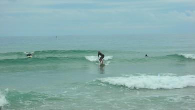 Surf report FR, Vieux Boucau (40) du 2010-08-01 09:00:00