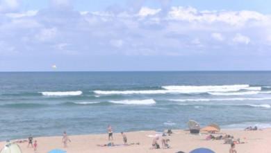 Surf report FR, Vieux Boucau (40) du 2010-08-03 16:00:00