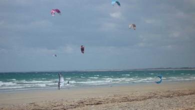 Wind report FR, Penthièvre (56) du 2010-08-05 16:00:00