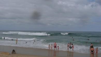 Surf report FR, Vieux Boucau (40) du 2010-08-06 08:00:00