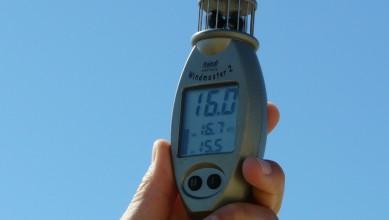 Wind report FR, Biscarrosse Plage (40) du 2010-08-07 17:00:00