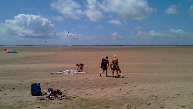 Wind report FR, La Palmyre - Bonne-Anse (17) du 2010-08-09 14:00:00