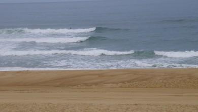 Surf report FR, Vieux Boucau (40) du 2010-08-09 08:00:00