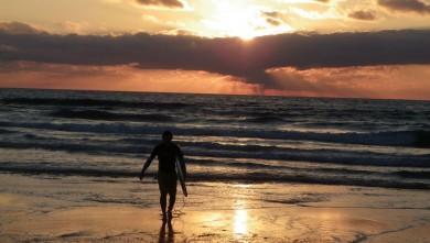 Surf report FR, Vieux Boucau (40) du 2010-08-09 20:00:00