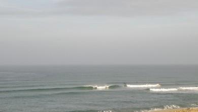 Surf report FR, Vieux Boucau (40) du 2010-08-10 09:00:00