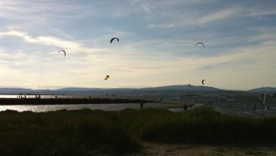 Wind report FR, Le Barcarès - Ile des Pêcheurs (66) du 2010-08-13 15:00:00