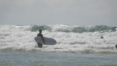 Surf report FR, Vieux Boucau (40) du 2010-08-14 14:00:00