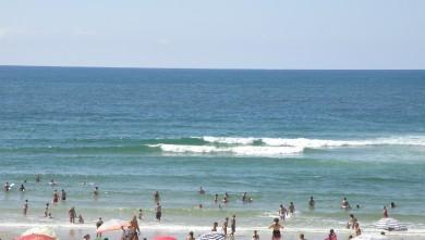 Surf report FR, Vieux Boucau (40) du 2010-08-16 15:00:00