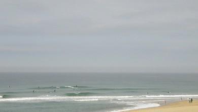 Surf report FR, Vieux Boucau (40) du 2010-08-19 11:00:00