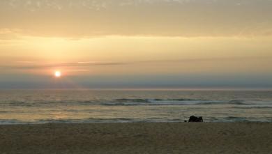Surf report FR, Vieux Boucau (40) du 2010-08-19 16:00:00