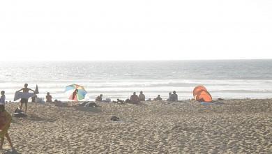 Surf report FR, Vieux Boucau (40) du 2010-08-20 19:00:00