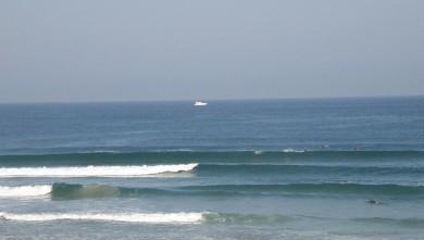 Surf report FR, Vieux Boucau (40) du 2010-08-21 07:00:00