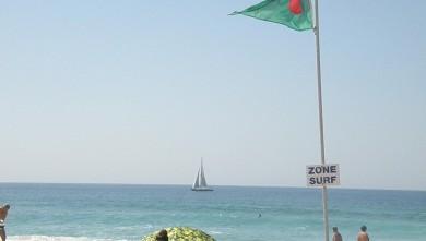 Surf report FR, Vieux Boucau (40) du 2010-08-21 15:00:00