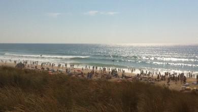 Surf report FR, Biscarrosse Plage (40) du 2010-08-21 17:00:00