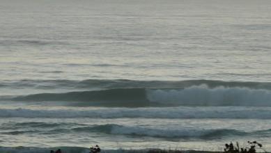 Surf report FR, Mimizan - Plage Garluche (40) du 2010-08-23 20:00:00