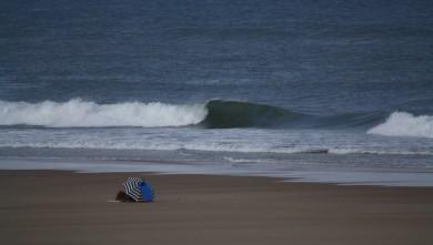 Surf report FR, Le Truc vert (33) du 2010-08-22 08:00:00