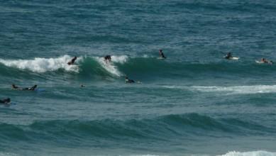 Surf report FR, Mimizan - Plage Garluche (40) du 2010-08-24 16:00:00