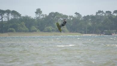 Wind report FR, Les Aigrettes (40) du 2010-08-27 14:00:00