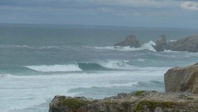 wave report FR, Quiberon - Port Blanc (56) du 2010-08-27 11:00:00