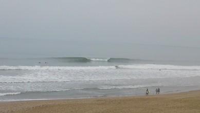 Surf report FR, La Térrière (85) du 2010-09-04 09:00:00