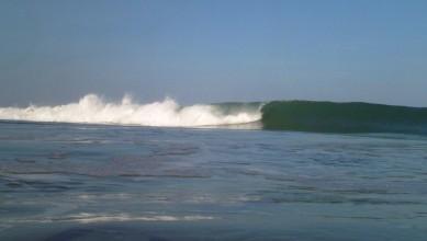 Surf report FR, Soulac sur Mer (33) du 2010-09-05 09:00:00