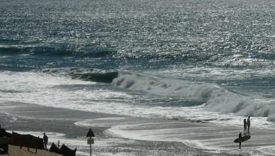 Surf report FR, Biscarrosse Plage (40) du 2010-09-07 14:00:00