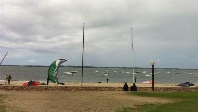 Wind report FR, Arcachon - Les Arbousiers (33) du 2010-09-08 14:00:00