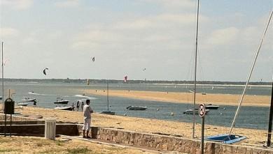Wind report FR, Arcachon - Les Arbousiers (33) du 2010-09-12 12:00:00