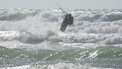 Wind report FR, Lacanau Océan - La Nord (33) du 2010-09-12 15:00:00