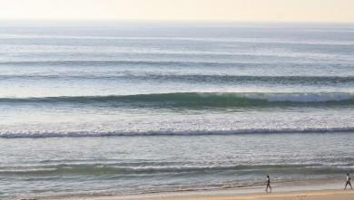 Surf report FR, Le Truc vert (33) du 2010-09-21 19:00:00
