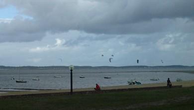 Wind report FR, Arcachon - Les Arbousiers (33) du 2010-09-24 11:00:00