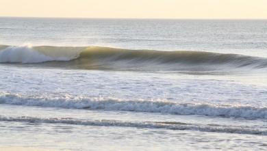 Surf report FR, Le Truc vert (33) du 2010-10-08 17:00:00