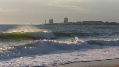 Surf report FR, Les Sables-d'Olonne -  Le Tanchet (85)