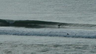 Surf report FR, Lacanau Océan - La Nord (33) du 2010-10-11 16:00:00