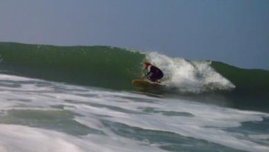 Surf report FR, Soulac sur Mer (33) du 2010-10-15 12:00:00