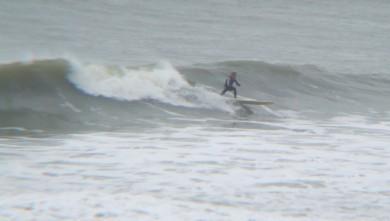 Surf report FR, Soulac sur Mer (33) du 2010-10-10 12:00:00
