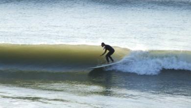 Surf report FR, Soulac sur Mer (33) du 2010-10-08 12:00:00