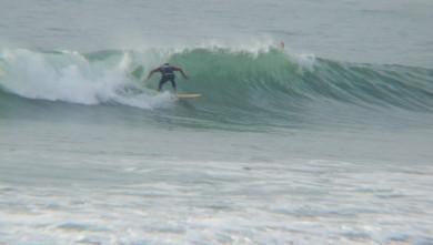 Surf report FR, Soulac sur Mer (33) du 2010-09-22 12:00:00